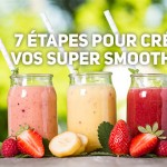 recette smoothie fruits legumes