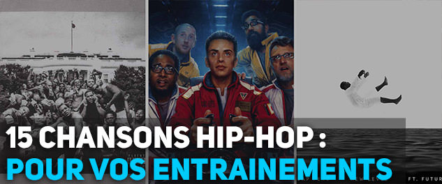chansons hip-hop musculation fitness