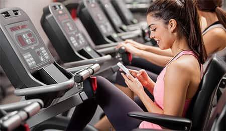 objectifs fitness réseaux sociaux