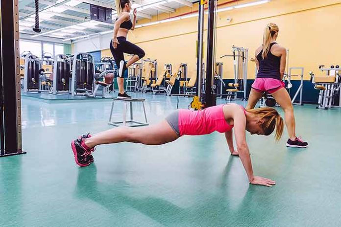 programme musculation 15 minutes