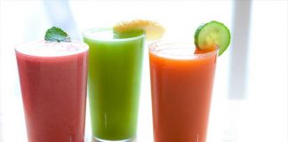recette healthy smoothy musculation