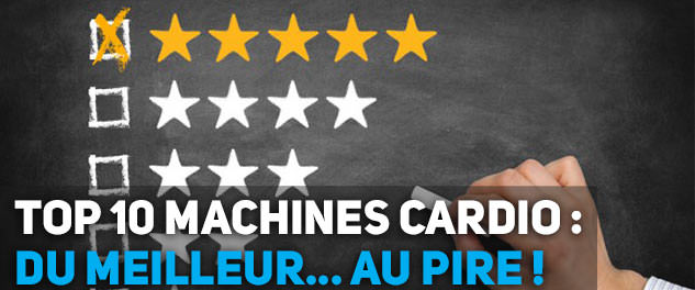 meilleures machine cardio fitness