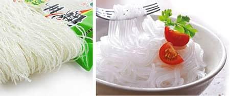 recette Shirataki Noodles
