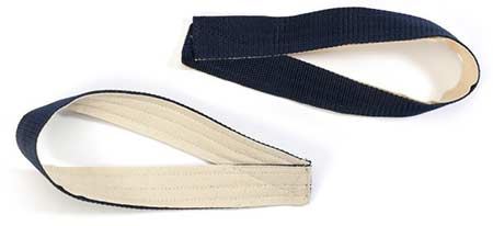 Speed straps ou sangles olympiques musculation