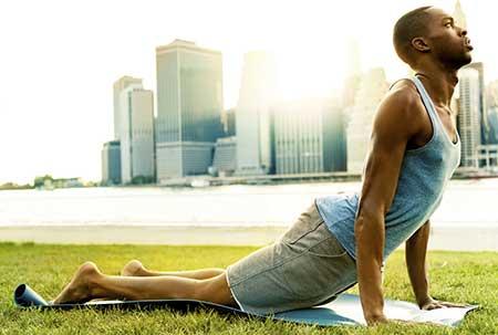 mouvement yoga