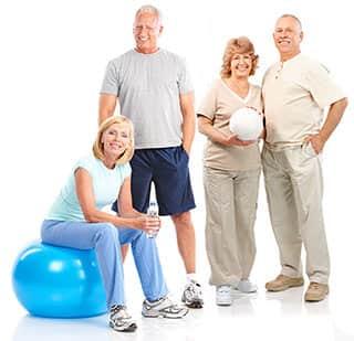 senior sport bénéfices santé