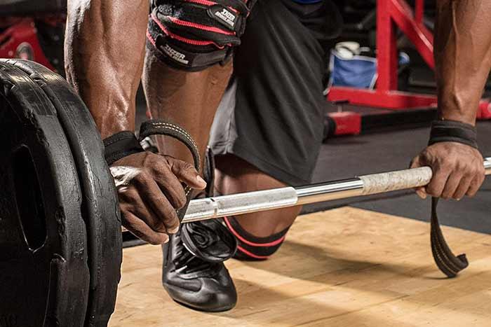 Protege Poignet Support Wrist Wraps Bodybuilding Musculation Entraînement Gym