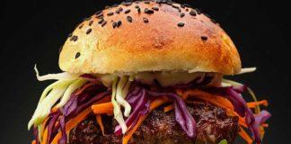 recettes healthy burger