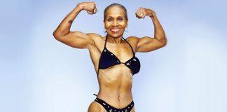 Ernestine Shepherd plus vieille femme bodybuilding 80 ans