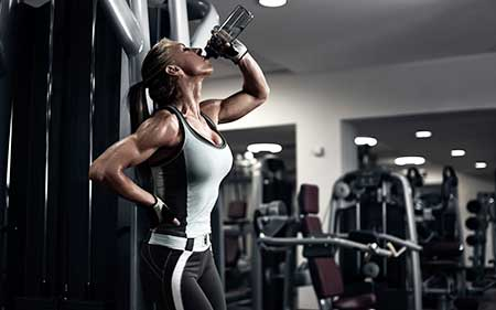 booster NO pre workout femme