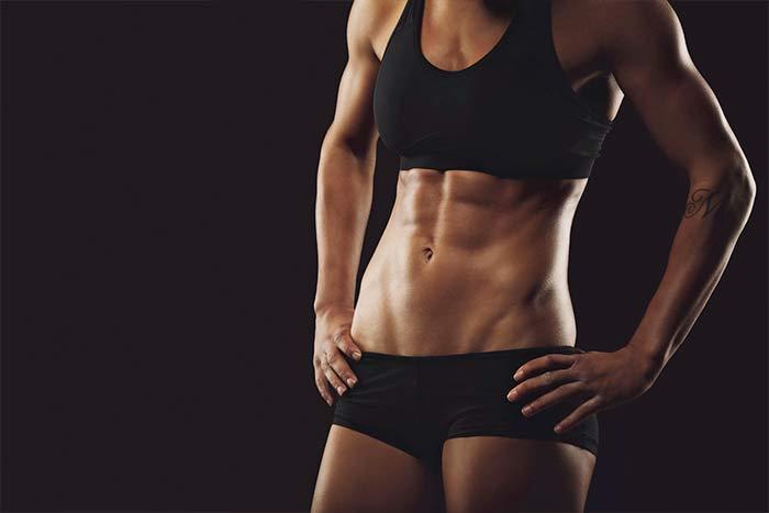 fitness abdo femme