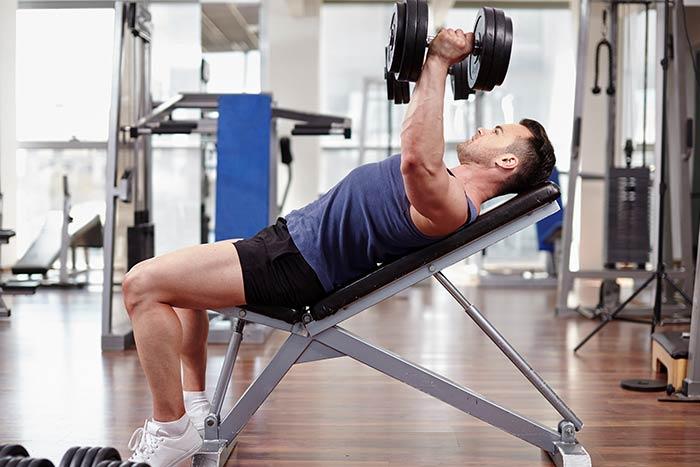 8 Meilleurs Exercices Musculation Pectoraux Aux Halteres