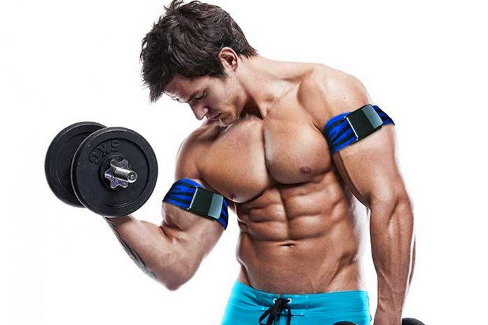 blood flow restriction musculation