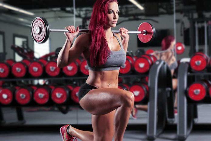 musculation bas de corps femme jambes fesses