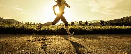 running sprint