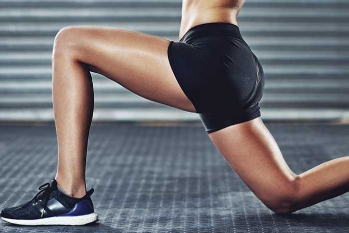 exercice musculation jambes femme