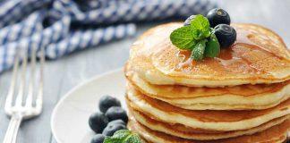 pancake healthy musculation maigrir