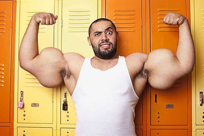 synthol muscle