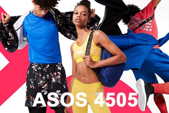 asos 4505 vetements sport avis