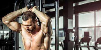 programme musculation triceps longue portion