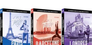 acheter livre my training trip paris londres barcelonne avis